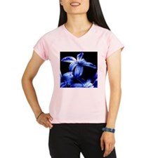 Blue Hyacinth Performance Dry T-Shirt