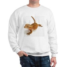 Crested gecko lizard Sweatshirt