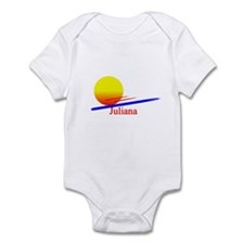 Juliana Infant Bodysuit