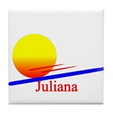 Juliana Tile Coaster