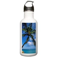 Antigua, overhanging t Sports Water Bottle
