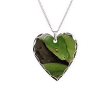 Green Tree Python, northern A Necklace