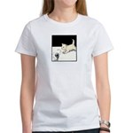Cat Playing Women's T-Shirt