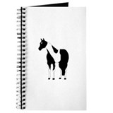 Funny Tobiano Journal