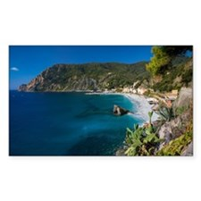 View of Monterosso Decal