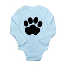 Paw Print Body Suit