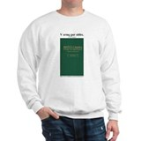 ROT13 Tale of Two Cities Sweatshirt