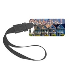 Painted Ladies Luggage Tag