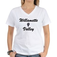 Willamette Valley Pinot T-Shi Shirt