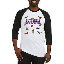 Butterfly Watcher Baseball Jersey