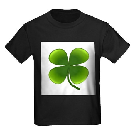 Shamrock Kids Dark T-Shirt