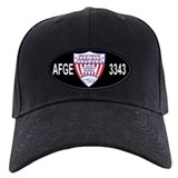 AFGE Local 3343 &lt;BR&gt;Baseball Hat 3