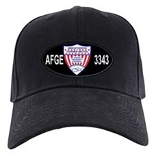 AFGE Local 3343 <BR>Baseball Hat 3