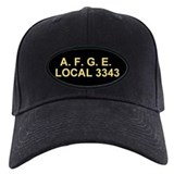 AFGE Local 3343 &lt;BR&gt;Baseball Hat 4