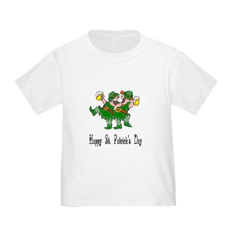 Leprechaun Dance Toddler T-Shirt