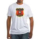 Virginia Beach Marine Patrol Fitted T-Shirt
