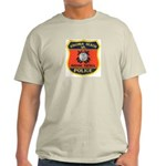 Virginia Beach Marine Patrol Light T-Shirt