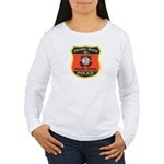 Virginia Beach Marine Patrol Women's Long Sleeve T