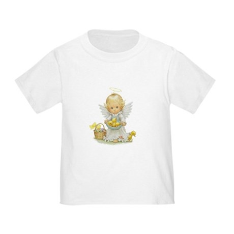 Easter Angel Toddler T-Shirt