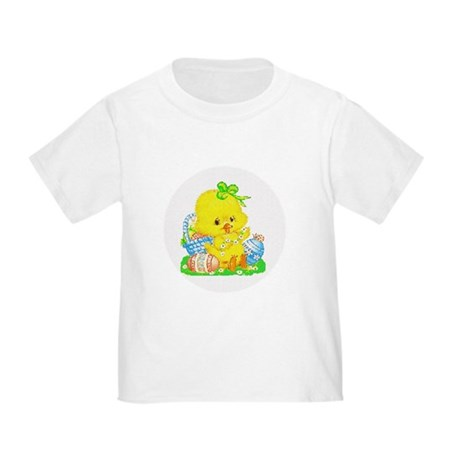 Easter Duckling Toddler T-Shirt