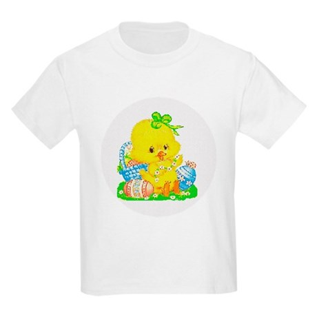 Easter Duckling Kids Light T-Shirt