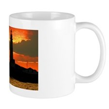 Boston light, Massachusetts Mug