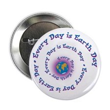 "Every Day - 2.25"" Button (10 pack)"