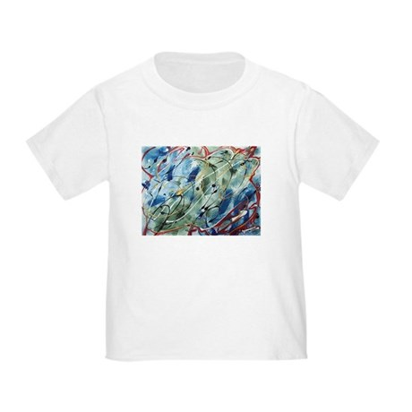 Untitled Abstract Toddler T-Shirt
