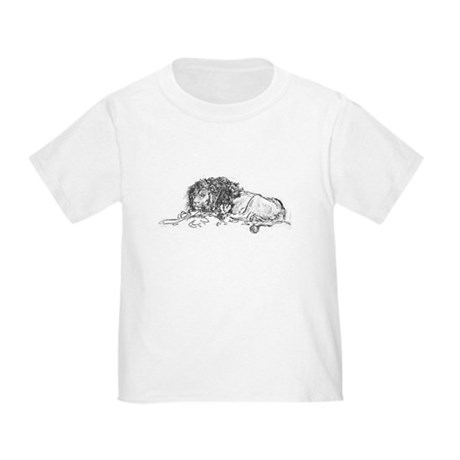 Lion Sketch Toddler T-Shirt