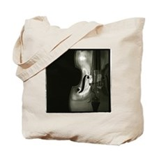 Stand-up bass Tote Bag