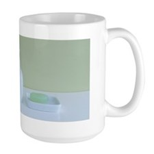 Toothbrushes and soap Coffee Mug