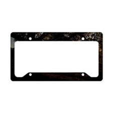 Sunset Ranch License Plate Holder