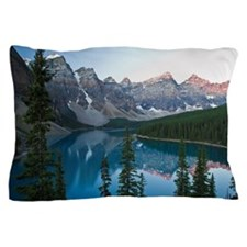 Moraine Lake Pillow Case