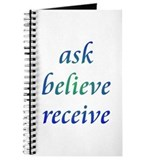 Ask Believe Receive Journal
