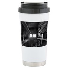 Finnish wooden sauna fr Travel Mug