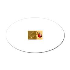 ct2_tea_recipe_box_824_H_F 20x12 Oval Wall Decal