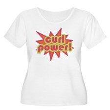 Curl Power T-Shirt
