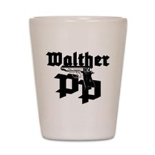 Walther PP Shot Glass