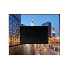 Chicago River, Downtown Chicago, Ill Picture Frame