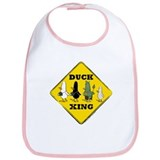 WTD: Duck Crossing Bib