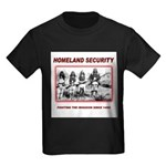 Homeland Security Native Kids Dark T-Shirt
