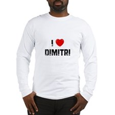 I * Dimitri Long Sleeve T-Shirt