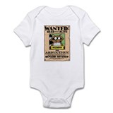 Raccoons Dead or Alive Infant Bodysuit