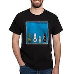 WTD: Blue Album Dark T-Shirt