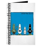 WTD: Blue Album Journal