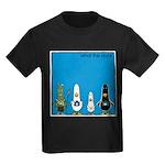 WTD: Blue Album Kids Dark T-Shirt