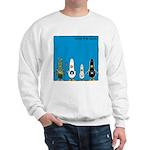 WTD: Blue Album Sweatshirt
