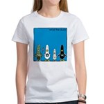 WTD: Blue Album Women's T-Shirt
