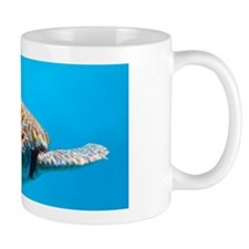 Sea turtle close up Mug