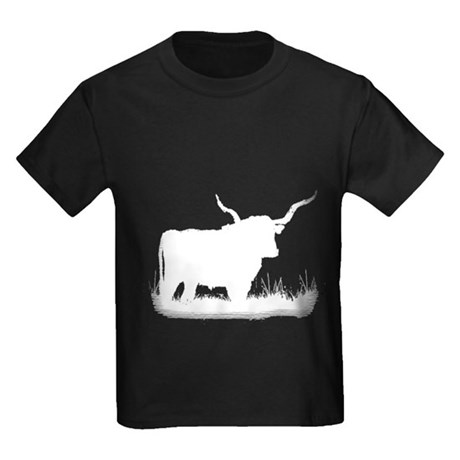 Longhorn Kids Dark T-Shirt